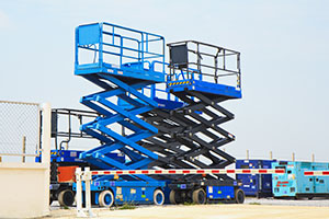 finding a scissor lift to rent